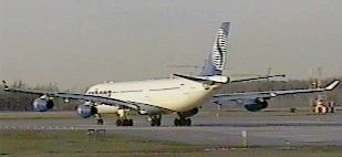 Airbus A340 Sabena
