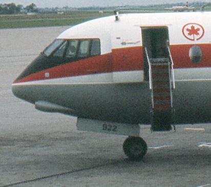 Vickers Vanguard Sept 1965
